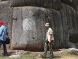SACSAYHUAMAN antediluvian archeology 2