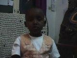 L'écolier BECHIR   fils de OUSMANE TOM    Ndjamena Tchad