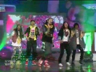 Chu~ (Music Core 2009-12-19) - f(x)