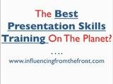 Presentation Skills Training and Public Speaking Course