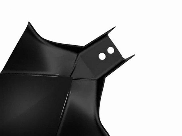 Hyosung GTR air intake idea 4