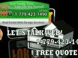 Real Estate Agent Web Site Design, Realtor Website designer