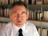Voeux de François Bayrou 2010