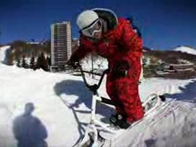 Ignition, a snowscoot movie