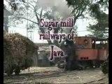 Chemins de fer de sucreries de l'Ile de java (Indonésie)