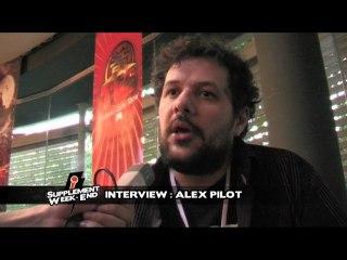 Interview d'Alex Pilot par le SWE