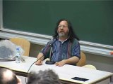 4/5 - Richard Stallman et la révolution du logiciel libre