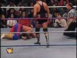 Raw 26 02 1997 - Owen Hart Vs British Bulldog