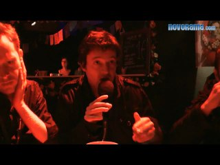 Downtown Cuckoo en interview aux Transmusicales 2009