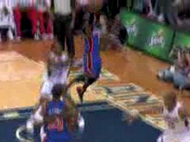 NBA Robinson Scores 41 01.01.2010