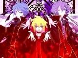 Kamui Gakupo KAITO Kagamine Len  Fate:Rebirth PV