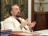Adnan Oktar röportajı olum ruh