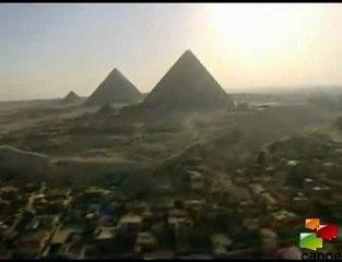 Les dernieres découvertes autour des pyramides..