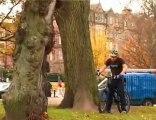 VTT : inspired danny macaskill biker en folie