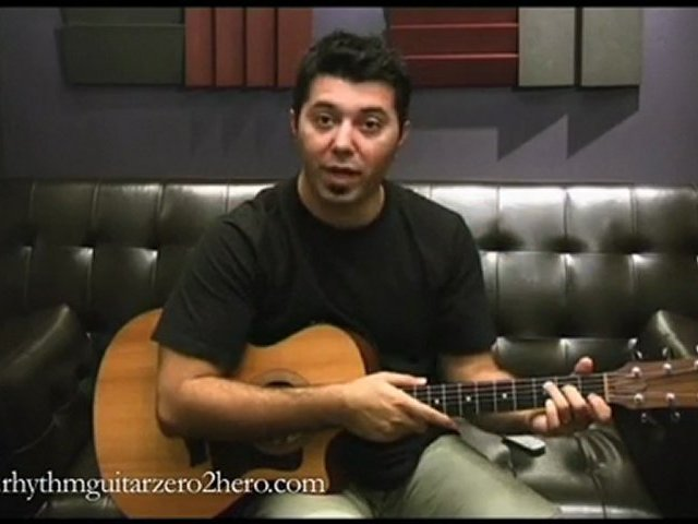 Learn Acoustic Guitar – Anatomy of the Guitar –