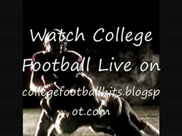 Watch College Football Live