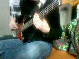Dani California - Red Hot Chili Peppers [Bass Cover]