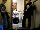 Stop To Dream!-Holiday(Guitare,Basse et Batterie)