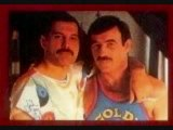 Tribute of Jim and Freddie Mercury - Together and Forever