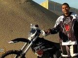 Visages du Sport : Stéphane Gueye - Moto Cross