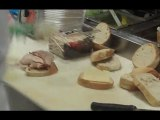 The Making of Stateside Deli's Huge Signature Sandwiches