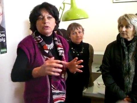 Michèle Rivasi et la responsabilité des laboratoires