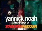 Yannick NOAH BA concert 11 septembre 2010 BXL