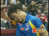 Open_de_Chine Wang Hao / Wang Liqin