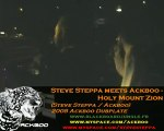 Blackboard Jungle : Ackboo Selection ft. Steve Steppa (2009)