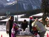 January 2010 Events in Banff National Park
