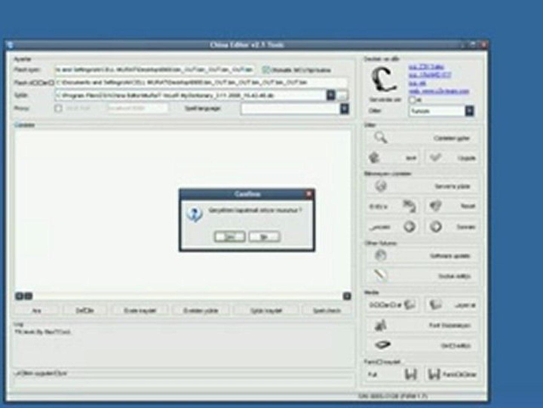 z3x updates problem