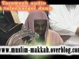 shuraim juhany sudais muayqali - Taraweeh 2009 à voir !