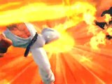 Super Street Fighter 4 Adon vs Ken Gameplay