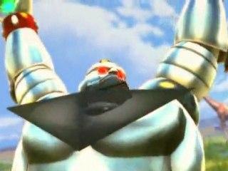 Super Street Fighter IV Novo Trailer