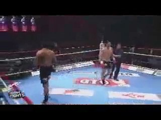 Badr Hari vs  Ruslan Karaev - K-1 World GP Final 2009