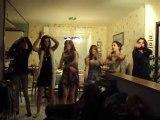 La macarena selon les filles
