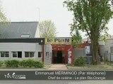 Grève des salariés du restaurant Le plan (Ris-Orangis)