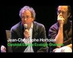 Lancement de la campagne Europe Écologie Table ronde