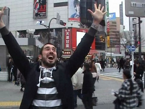 Lost in Japan (documentaire sur Tokyo) : 2009