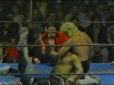 midnight express vs rock n roll express tag team titles