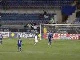 Bastos 2ème but  RC Strasbourg / Lyon coupe de france 2010