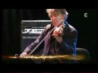 Didier Lockwood reportages dans l'émission Jouez violons