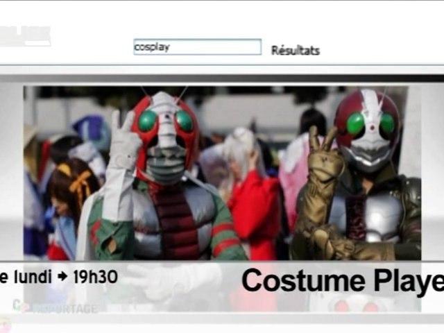 BA Costume Player N°2 sur Nolife