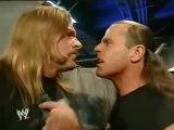 Triple H & Shawn Michaels Backstage - WWE Raw 2006