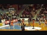 LFB 2009 2010 J 15 Bourges basket VS OS Armentières