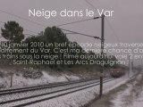 54. TRAINS ET TGV DANS LA NEIGE 1