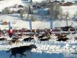 mass start !!! La grande Odyssée Savoie Mont Blanc 2010