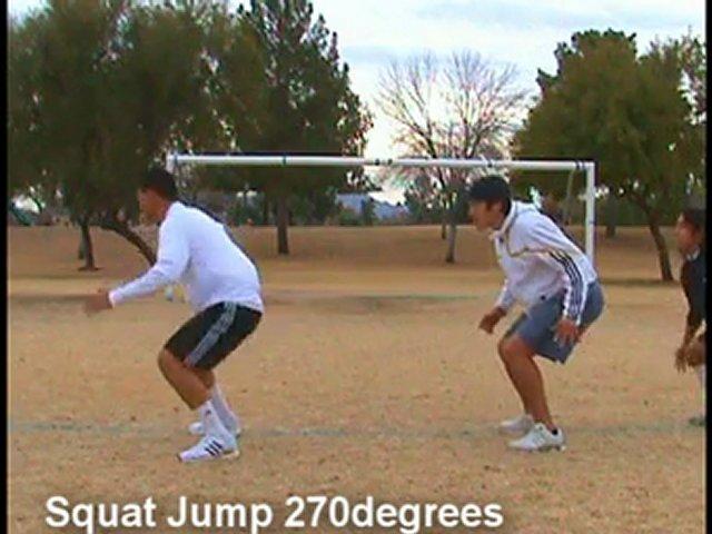 2010 MLS Combine Soccer Fitness Preparation..SPR Tv Style