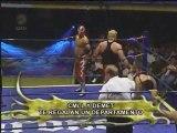 Leono ©, Blanco, Rivera vs Inquisidor ©, Puma, Tiger