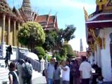 BKK le dimanche 20-12-09 au  Wat Phra Kaew   0'29